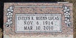 Evelyn Kay <I>Koehn</I> Lucas