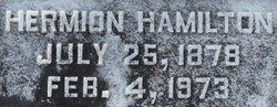 Hermion B <I>Steele</I> Hamilton