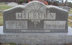 Josie Sloan <I>Harris</I> Milburn