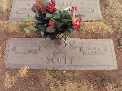 "Eugene Wylie ""Gene"" Scott"