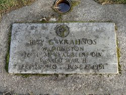 Raymond G. Vrahnos