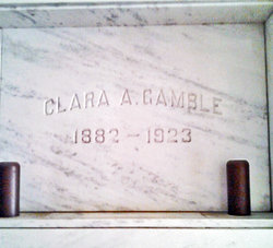 Clara Gamble