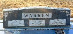 Luther Clifton Warren