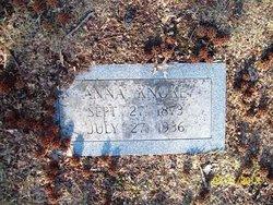 Anna <I>Fledderman</I> Knoke