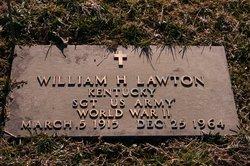 William H Lawton