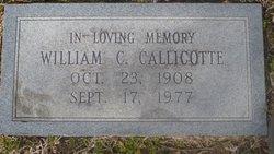 William Clinton Callicotte