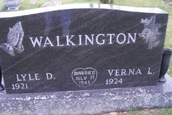 Lyle D. Walkington
