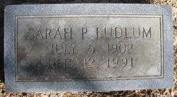 Sarah <I>Pittman</I> Ludlum