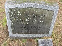 Harrison Edwin Chapman