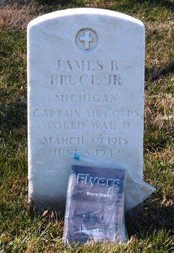 CPT James R Bruce Jr.