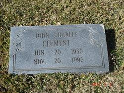 John Charles Clement