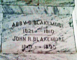 Abby D. Blakemore