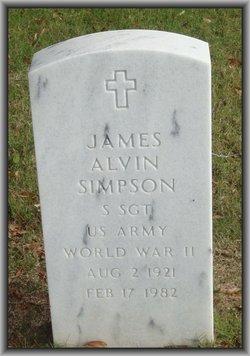 James Alvin Simpson