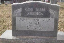 James Henderson Adams