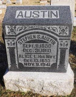 Alice L <I>Sutton</I> Austin