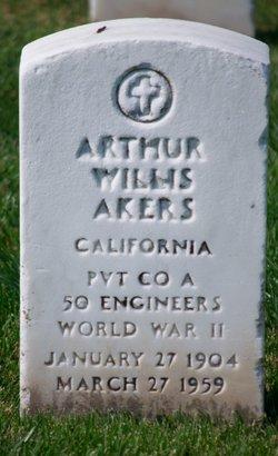 Arthur Willis Akers