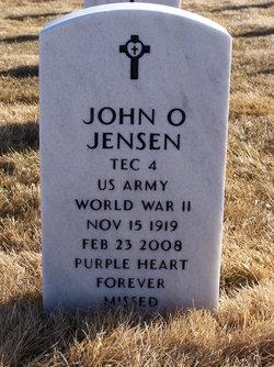 John O Jensen