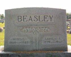 Myrtle <I>Jacobs</I> Beasley