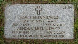 "Tommie John ""Tom"" Mituniewicz"