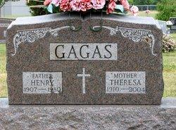 Theresa <I>Lehman</I> Gagas
