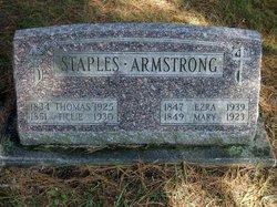 Mary E <I>Slick</I> Armstrong