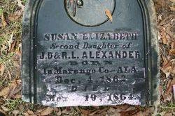 Susan Elizabeth Alexander