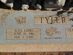 Alice Ethel Tyler