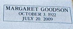 Margaret <I>Goodson</I> Ashburn