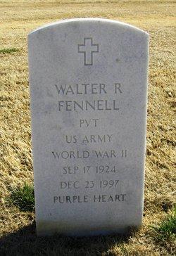 Pvt Walter Rex Fennell, Jr