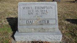 Mabel Thompson