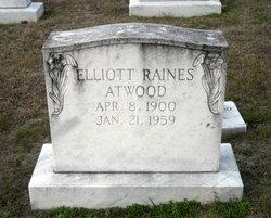 Elliott Raines Atwood