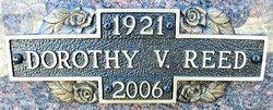 Dorothy Vivian <I>Kinison</I> Reed