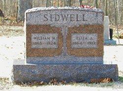 "Eliza Ann ""Liza"" <I>Williams</I> Sidwell"