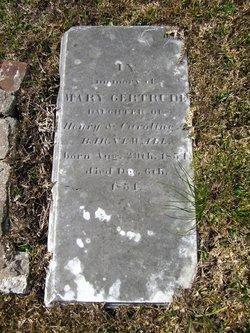 Mary Gertrude Barnewall