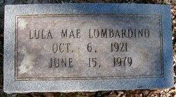 Lula Mae <I>Ludlum</I> Lombardino