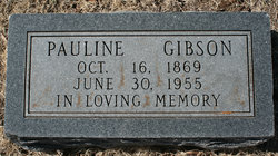 Pauline Gibson