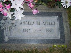 Angela M Aiello
