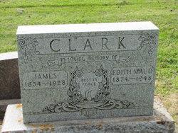 Edith Maud <I>Dolsen</I> Clark