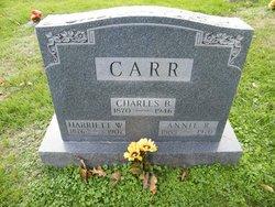 "Harriet ""Hattie"" <I>Whittington</I> Carr"
