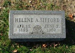 Helene <I>Applegate</I> Sifford