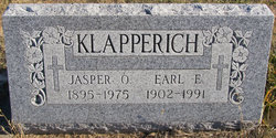 Jasper Oswald Jacob Klapperich