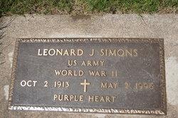 Leonard J. Simons