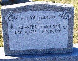 Leo Arthur Carignan