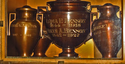 Ethel Gertrude <I>Benson</I> Horton