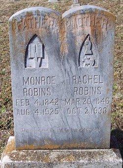 Rachel <I>Rhodes</I> Robins