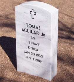 Tomas Aguilar, Jr