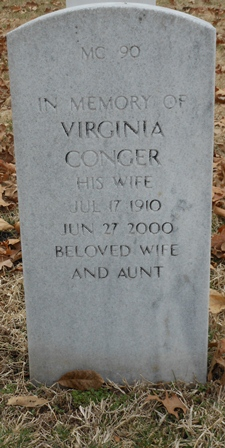 Virginia Conger
