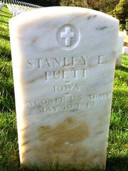 Stanley Elisha Puett