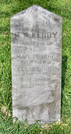 Marion Sylvester Kerby