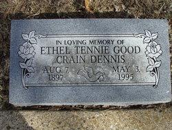 Ethel Tennie <I>Good</I> Dennis